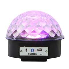 Светодиодный диско-шар Magic Ball LED Bluetooth MP3