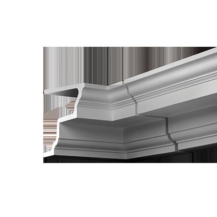 Внутренний угол  Европласт из полиуретана 4.02.121, интернет магазин Волео