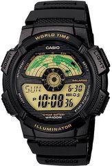 Японские наручные часы Casio AE-1100W-1B