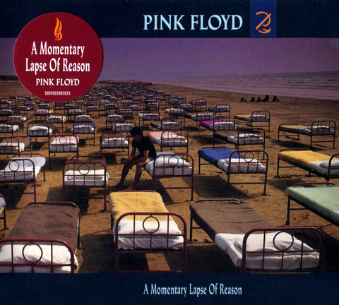 Pink Floyd / A Momentary Lapse Of Reason (CD)