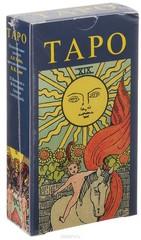 Таро Уэйта (брошюра + 78 карт)