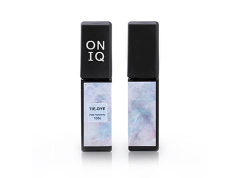 OGP-168s Гель-лак для покрытия ногтей. Tie-dye: Pale heavenly