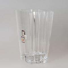 Ваза декоративная 30 см серебро 125/В705-1