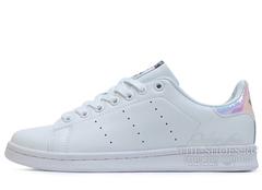 Кроссовки Женские Adidas Stan Smith  White Magic