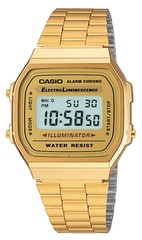 Наручные часы Casio A168WG-9W