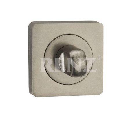 Завёртка К Ручкам  Renz BK 02, цвет серебро античное