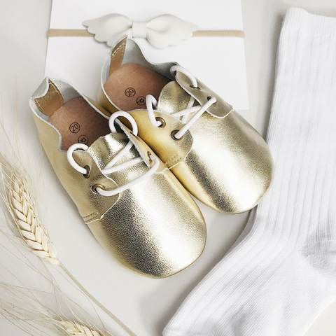 Пинетки OXFORDS GOLD