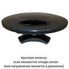 ЛУЧШАЯ КОМНАТНАЯ цифровая АКТИВНАЯ НАПРАВЛЕННАЯ ТЕЛЕВИЗИОННАЯ АНТЕННА Т-3330 antenna.ru купить