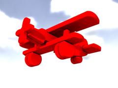 Самолет АН-2 набор форм для 3д пряника