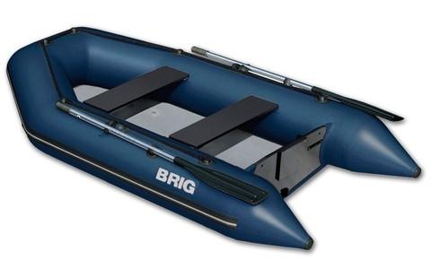 Надувная лодка BRIG D265W