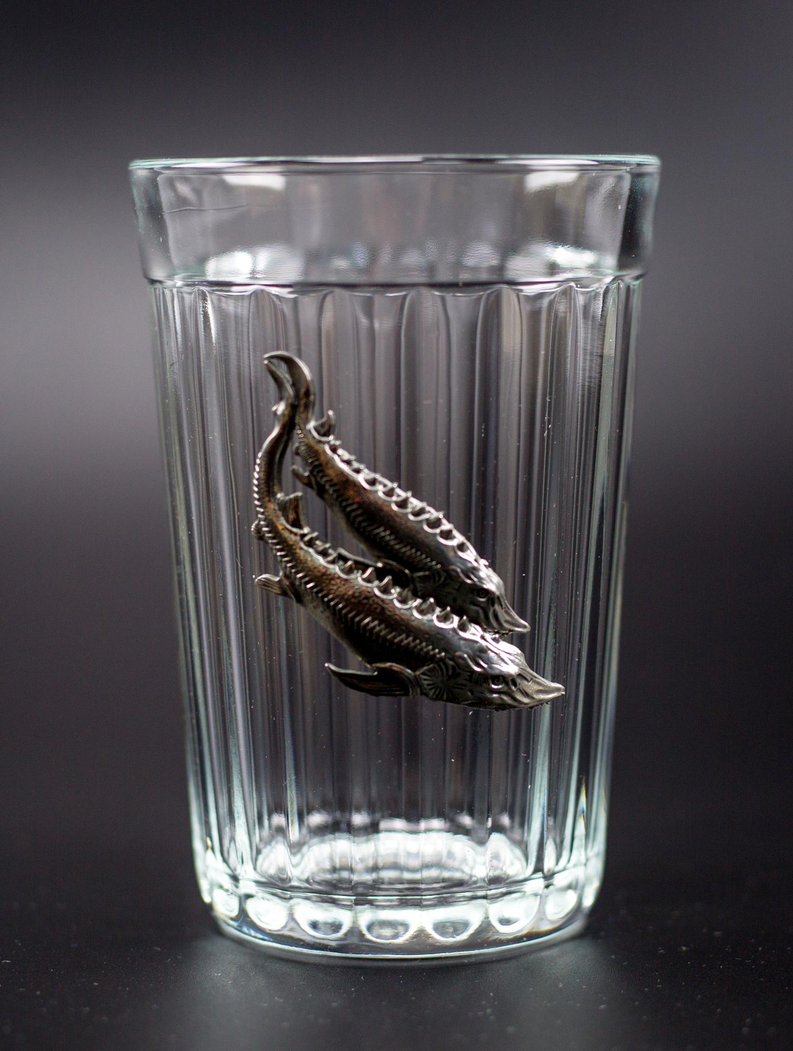Граненый стакан «Рыбацкий» цена от 790 руб