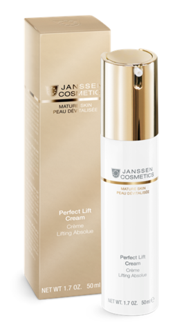 Anti-age лифтинг-крем с комплексом Cellular Regeneration, Janssen Perfect Lift Cream,50 мл