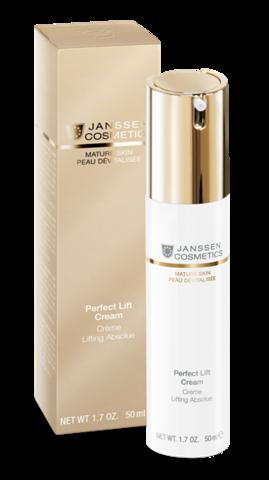 Лифтинг-крем  Anti-age с комплексом Cellular Regeneration, Janssen Perfect Lift Cream,50 мл