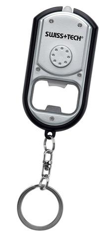 Светодиодный брелок с открывашкой Key Chain LED Flashlight w/Bottle Opener