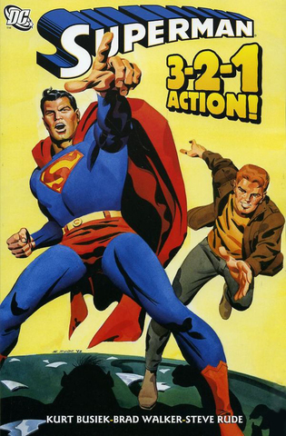 Superman: 3-2-1-Action! TPB