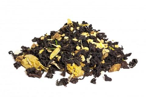 Сладкий имбирь Чай Gutenberg черный детокс 100 гр