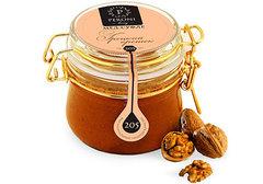 Мёд-суфле с грецким орехом, 250мл