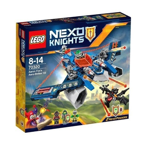 LEGO Nexo Knights: Аэроарбалет Аарона 70320