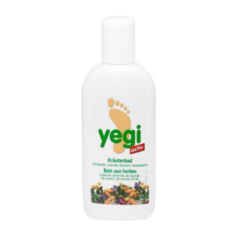 Травяной концентрат для ножных ванн Актив Йеги Yegi Dr.Wild, 200 мл