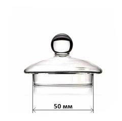 Стеклянная крышка для чайника 50 мм