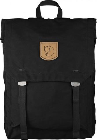Рюкзак Fjallraven Kanken Foldsack No.1 Black