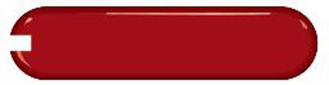 Задняя накладка для ножей VICTORINOX 58 мм, пластиковая, красная