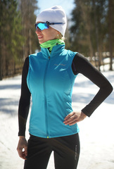 Женский лыжный жилет Nordski Motion Breeze