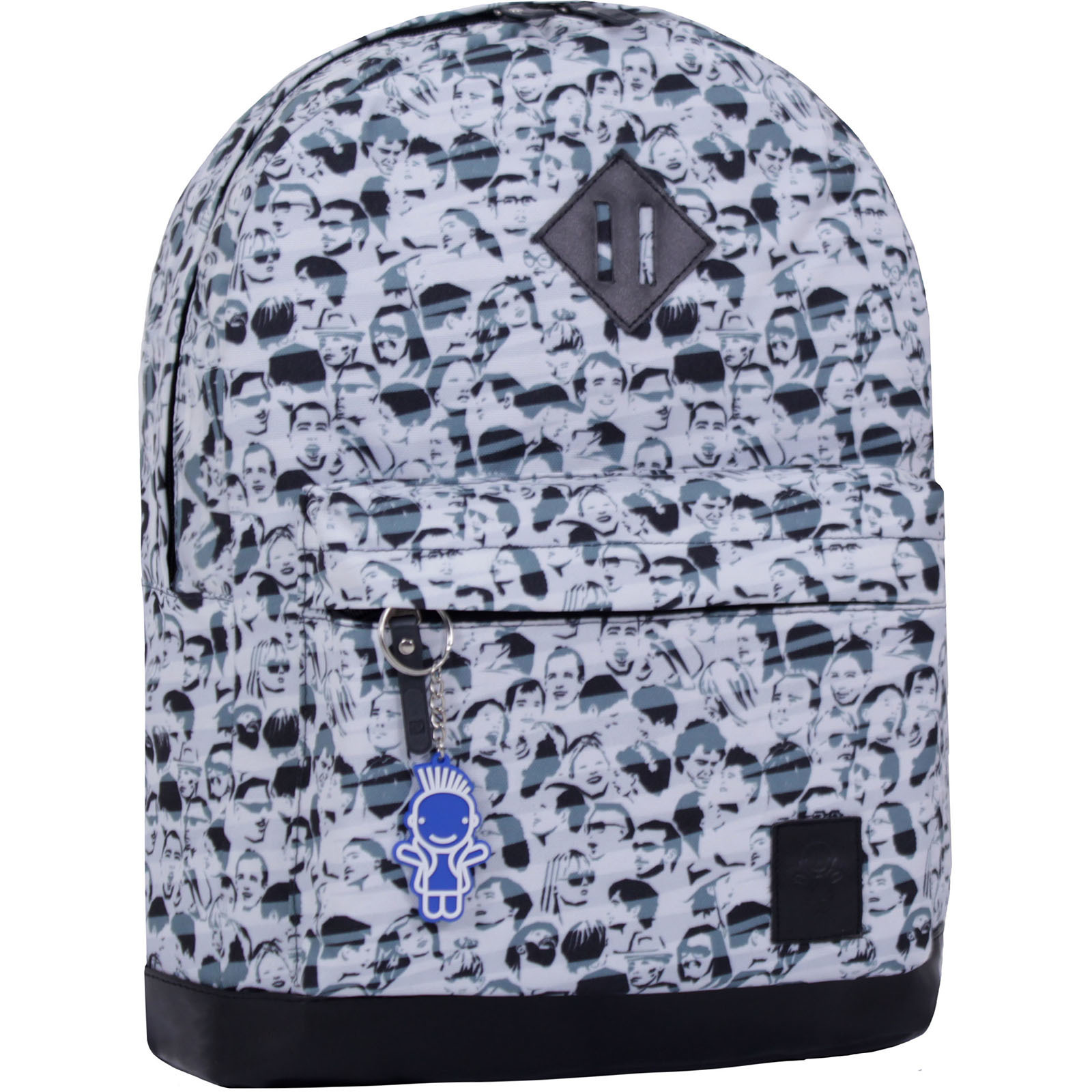 Городские рюкзаки Рюкзак Bagland Молодежный 17 л. сублимация (лица) (005336640) IMG_1750.JPG