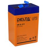 Аккумулятор Delta HR 6-4.5 ( 6V 4,5Ah / 6В 4,5Ач ) - фотография