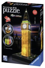 Puzzle - Big Ben Night Edition     216p.