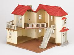 Большой дом со светом Sylvanian families 2752