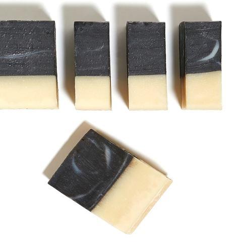«Black & White» натуральное мыло