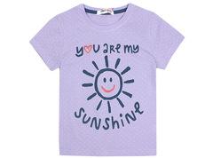 6200-5 футболка детская, сиреневая
