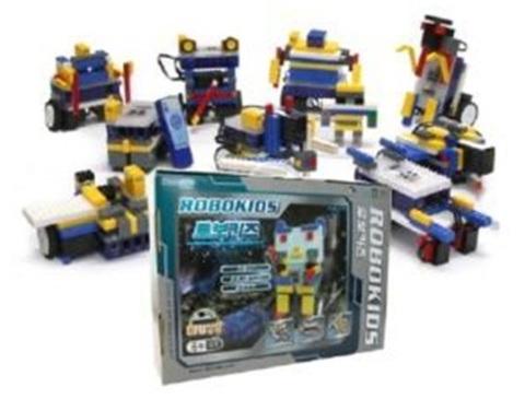 Конструктор RoboRobo RoboKids 1