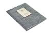 Коврик для ванной 70х100 Luxberry Vintage 1 серый