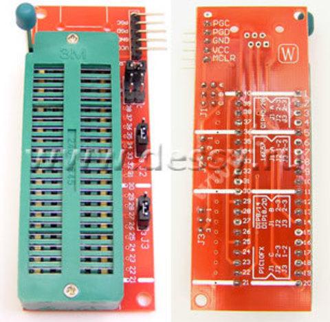 Купить Модуль RC036  PICKIT 2 W  USB Программатор PIC
