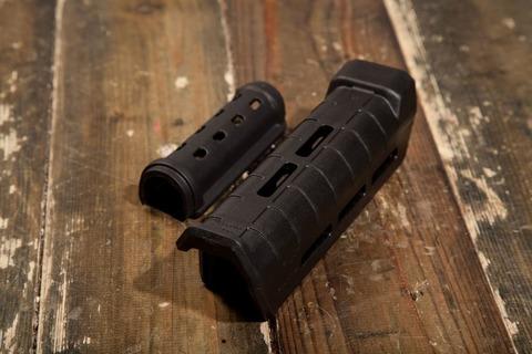 Цевье Magpul MOE AK черное/песок (реплика на огнестрел)