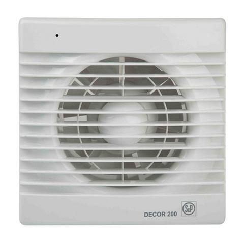 Накладной вентилятор Soler&Palau Decor 100C