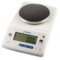 Лабораторные весы ДЭМКОМ DL-312 с гирей