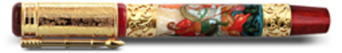 Ручка перьевая Ancora St. George (Георгий Победоносец)123