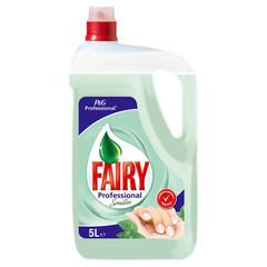 Средство для мытья посуды FAIRY Professional  Sensitive 5л