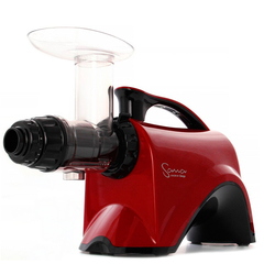 Соковыжималка Sana Juicer EUJ-606 красная (Hurom GE-SBF03)