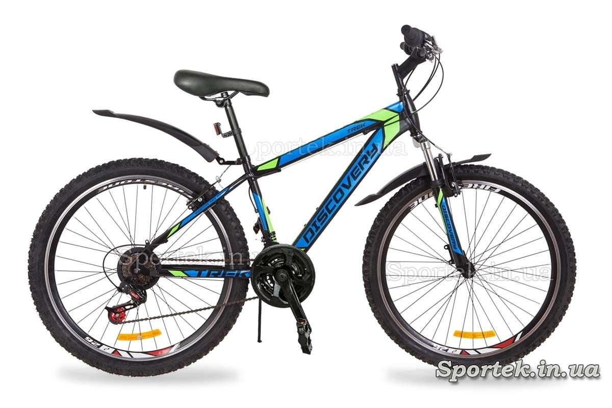 Горный универсальный велосипед Discovery Trek 2018 (26