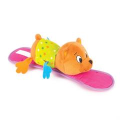 Happy Snail Мягкая игрушка-крепитель для коляски, кроватки