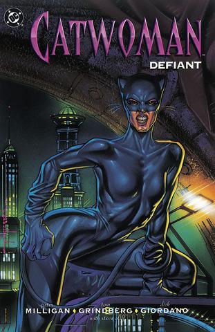 Catwoman: Defiant