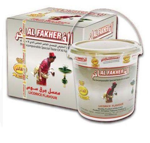 Купить табак для кальяна Al Fakher Лакрица 1 кг в Калининграде