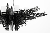 люстра Moooi MANSION lamp ( BLACK )