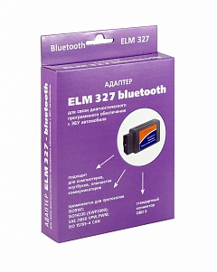 АДАПТЕР ELM 327 BLUETOOTH адаптер elm 327 bluetooth