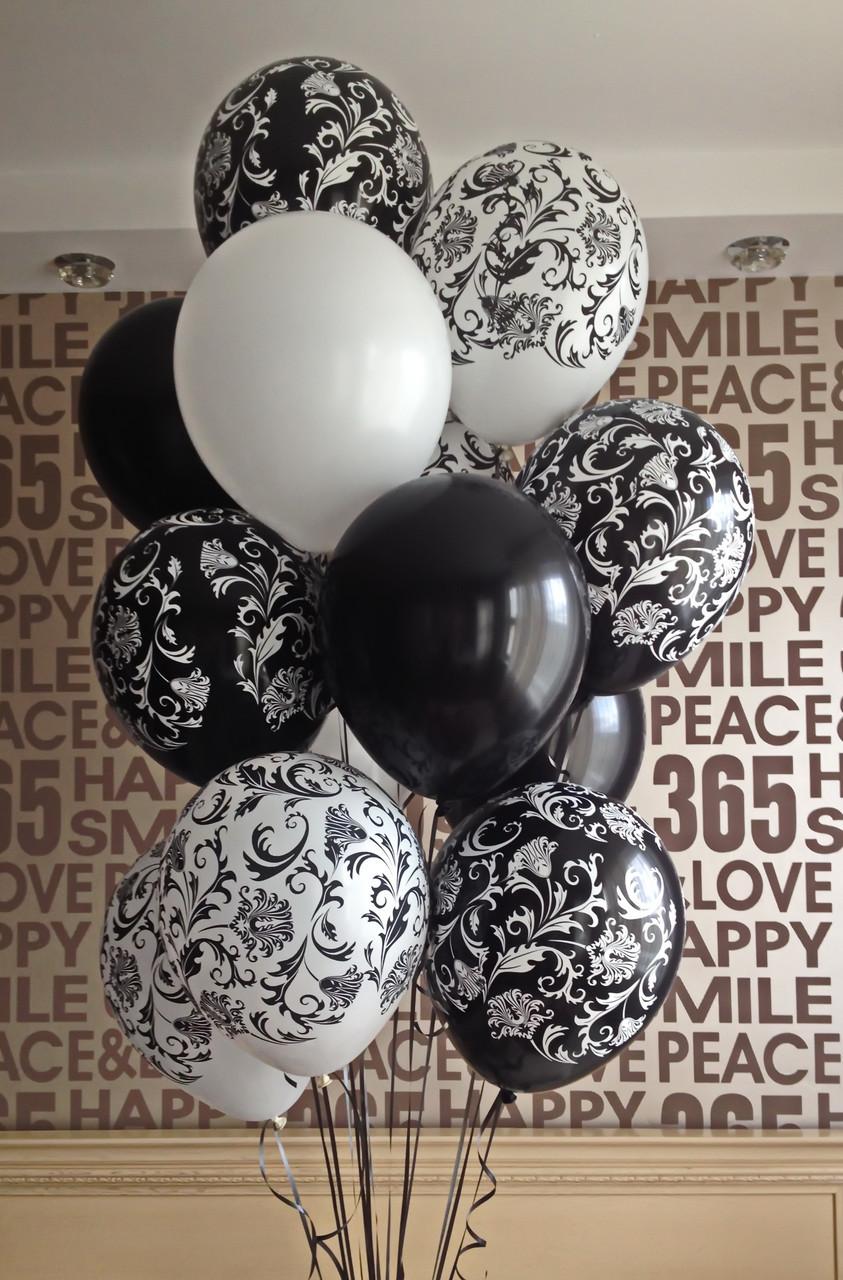 Воздушные шары Дамаск (фото 3)