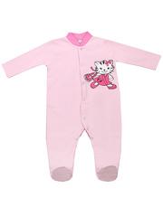 A12 комбинезон детский, розовый